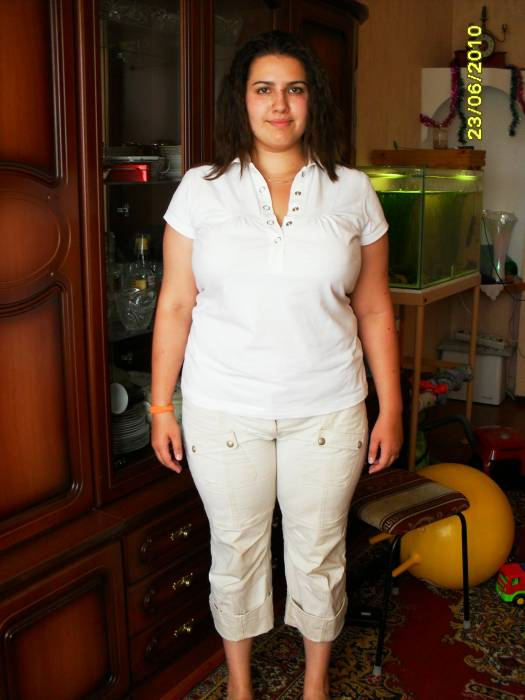фотография после похудения