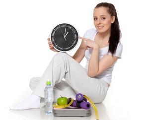 Фитнес для похудения к лету