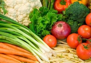 Овощи с отрицательной калорийностью