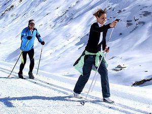 как похудеть с помощью лыж
