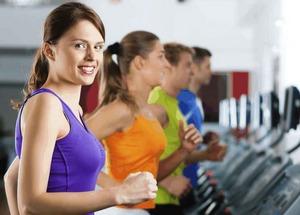 Беговая дорожка для похудения