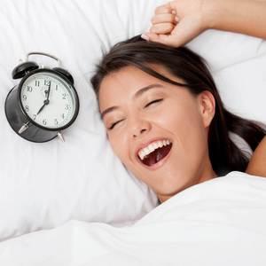 Как проснуться бодрой