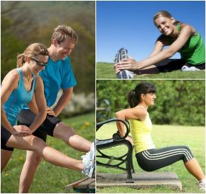 Силовые летние виды спорта
