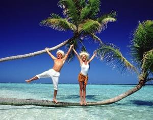 Как не поправляться в отпуске на море