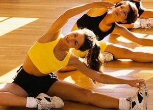 Комплекс упражнений по калланетике