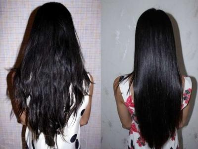 домашнее ламинирование волос желатином фото
