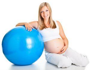 Пилатес для беременных от болей в спине