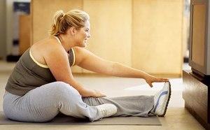 Упражнения на растяжку для похудения