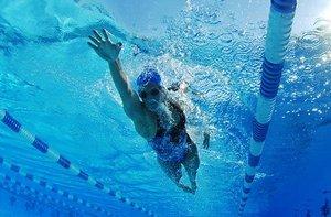 Плавание при болях в спине