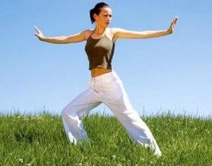 Гимнастика цигун для здоровья