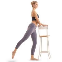 Упражнения балета для внутренней части бедра