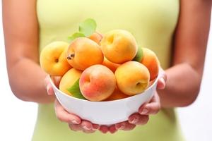 Маски из абрикоса для жирной кожи