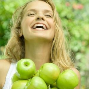 Яблоки продукты для красоты