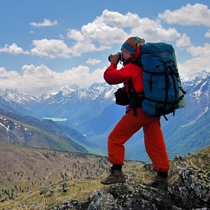 Поход в горы как способ похудеть