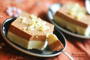 Полезные десерты из творога