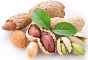 Самые полезные орехи арахис