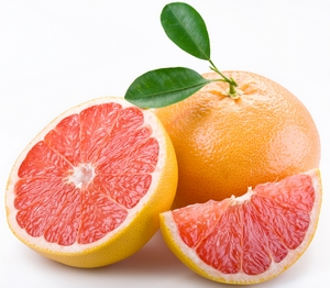Грейпфрутовый скраб с сахаром