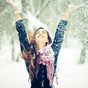 Зимний фитнес