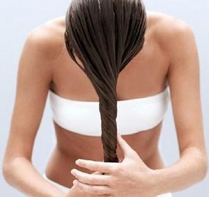 Кокосовое масло для волос применение