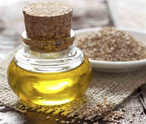 кунжутное масло применение
