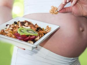 Правильное питание при беременности от растяжек