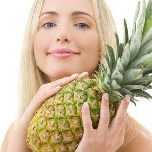 ананас для похудения