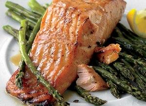 Рецепты со спаржей для похудения