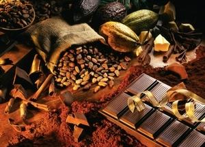 Черный шоколад полезная замена сладостям