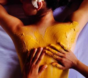 Обертывание для похудения с горчицей
