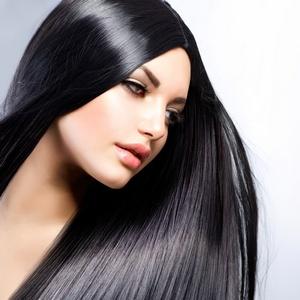 Как сделать волосы гладкими и блестящими