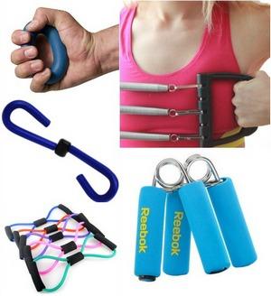 упражнения с эспандером для женщин фото