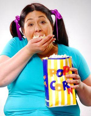 Откуда берется лишний вес у подростков