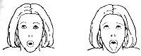 Лев - упражнения Бодифлекс